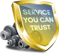 Service you can trust badge
